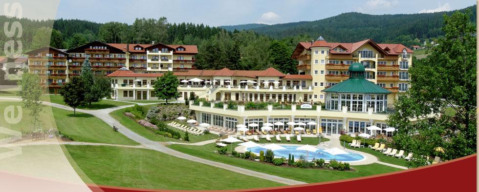 Wellnesshotel Mooshof in Bodenmais im Bayerischen Wald